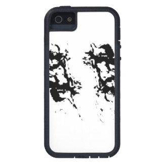 Faces In The Ink iPhone 5 Cases