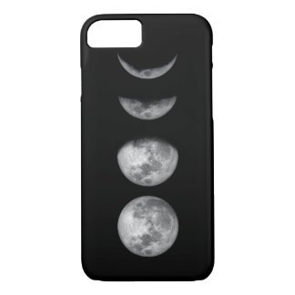 FACES OF MOON PHONE CASE