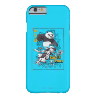 Faces of Po Barely There iPhone 6 Case