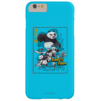 Faces of Po Barely There iPhone 6 Plus Case