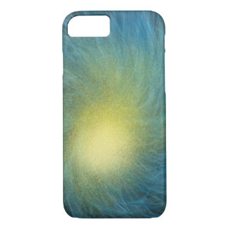 Faceted Spacial Spiral - Apple iPhone Case
