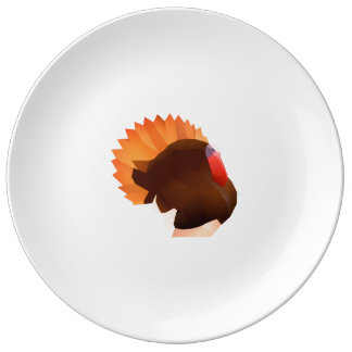 Facetnation Thanksgiving Decor Plate