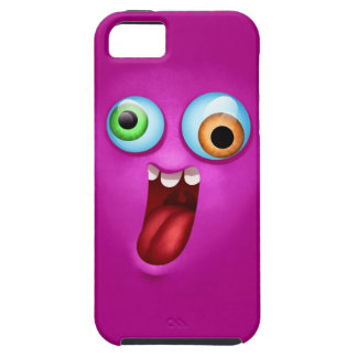 FaceZ - Crazy Grape Case For The iPhone 5