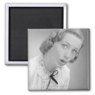 Facial Expressions Magnet