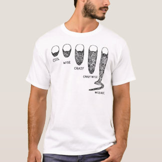 facial hair T-Shirt
