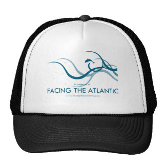Facing The Atlantic Mesh Hat