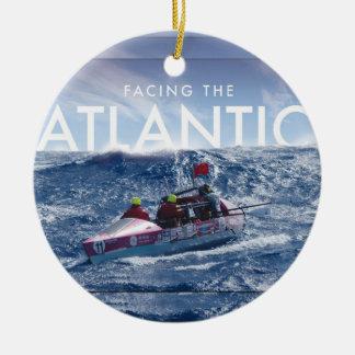 Facing the Atlantic - Ornament