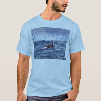 Facing the Atlantic - T T-Shirt