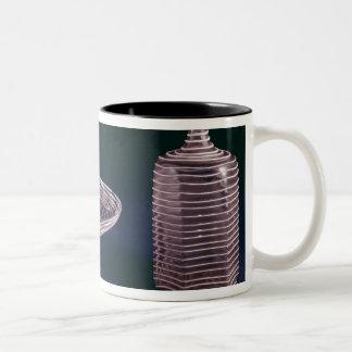 Facon de Venise latticinio tazza Two-Tone Coffee Mug