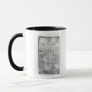 Facsimile copy of Ms Fr Studies of men Mug