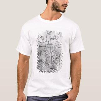 Facsimile copy of Ms Fr Studies of men T-Shirt