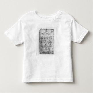 Facsimile copy of Ms Fr Studies of men Toddler T-Shirt