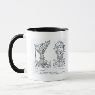 Facsimile of Copper Engravings Mug