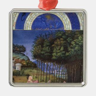 Facsimile of November Christmas Ornament