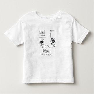 Facsimiles of William Shakespeare's signature Toddler T-Shirt