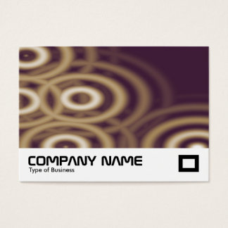 "Factor ""O"" Business Card"