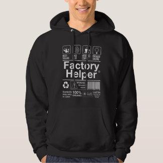 Factory Helper Hoodie