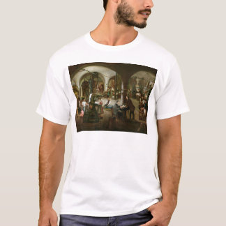 Factory in the Rue d'Aubagne, 1861 T-Shirt