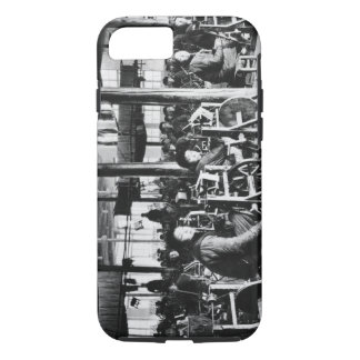 Factory run by Chinese near Chihsien, c.1930 (b/w iPhone 8/7 Case