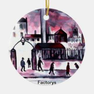 Factorys ornament