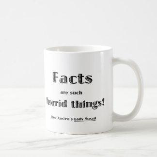 Facts Coffee Mug