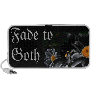 Fade to Goth Doodle Speaker