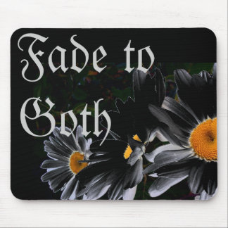 Fade to Goth Mousemat