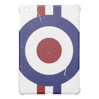 Faded and weathered Mod target Cover For The iPad Mini