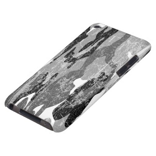Faded Arctic Camo iPod Touch Case-Mate Case