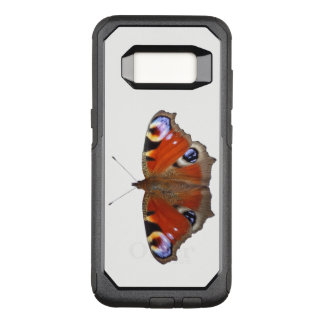 faded butterfly OtterBox commuter samsung galaxy s8 case