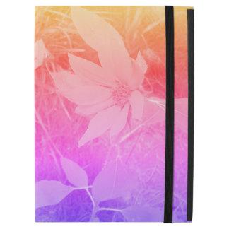 Faded color Sunflower IPad Case