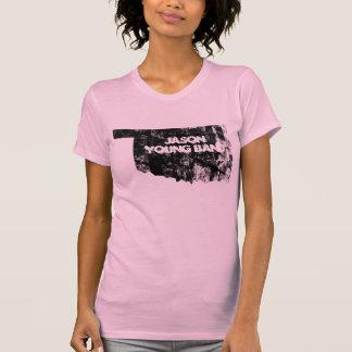 Faded Oklahoma Short Sleeve Jason Young Band T-Shirt