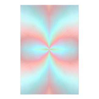 Faded Rainbow Magnetic Abstract Stationery