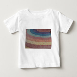 Faded Rainbow Range Baby T-Shirt