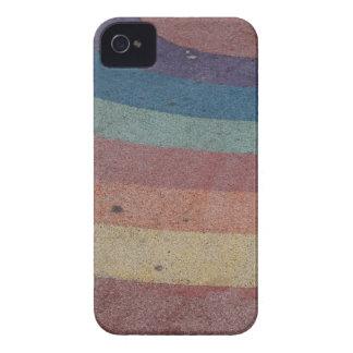 Faded Rainbow Range iPhone 4 Cover