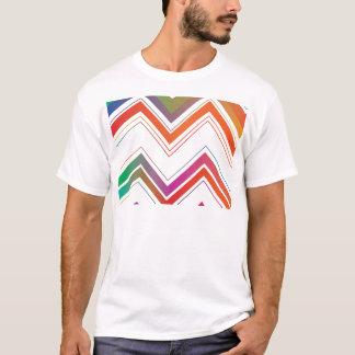 Fading Chevron Mountains.jpg T-Shirt