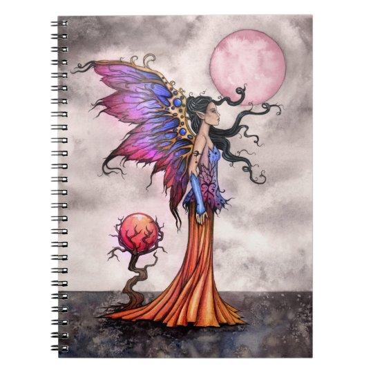 Fae Abigail Fantasy Fairy Notebook