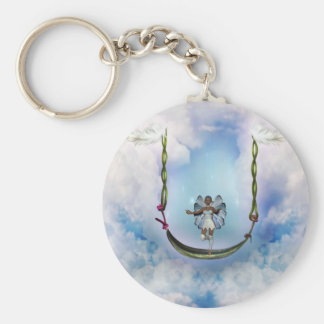 Fae on Swing Key Chains