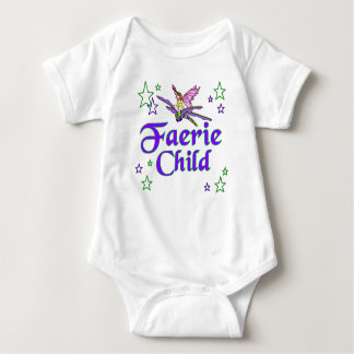 Faerie Child Baby Bodysuit