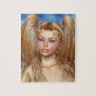 Faerie Childe Jigsaw Puzzle