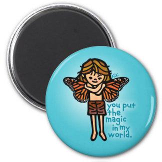faerie magnet. magnet