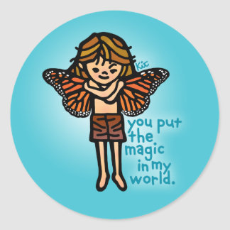 faerie sticker.