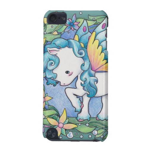 Faerie Unicorn iPod Touch 5G Cases