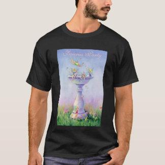 FAERIES BUBBLE BATH by SHARON SHARPE T-Shirt