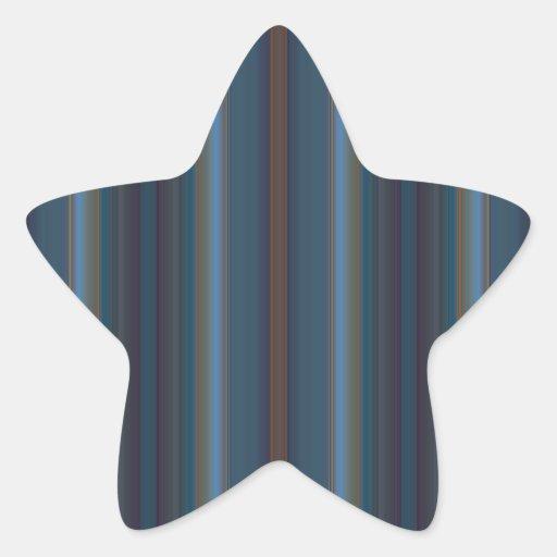 Faetini Stripes Sticker