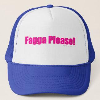 Fagga Please! Trucker Hat
