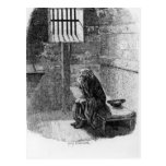 Fagin in the Condemned Cell Postcard