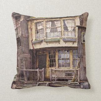 Fagin's Den Throw Cushion