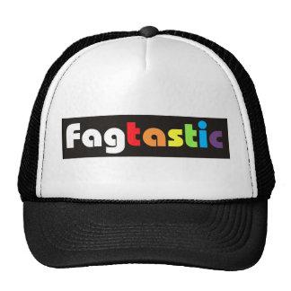 Fagtastic (Banner) Caps Trucker Hats