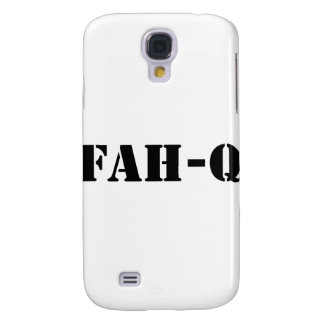 Fah Q Galaxy S4 Covers
